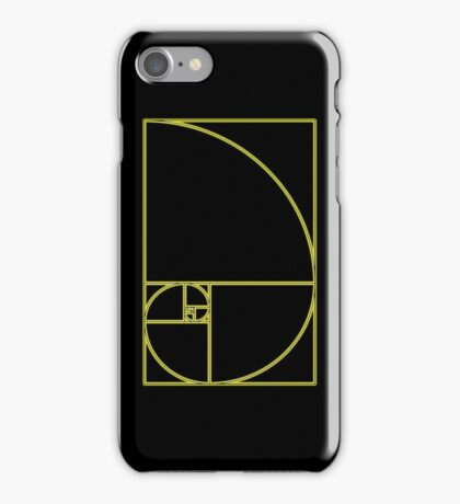 Golden Ratio iPhone Case/Skin