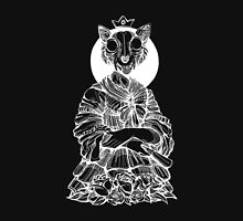 Cat Queen black and white Unisex T-Shirt