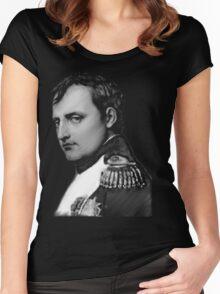The Emperor Napoleon Bonaparte Women's Fitted Scoop T-Shirt