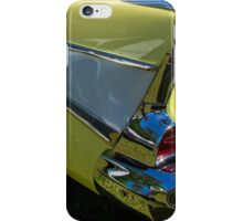 57 Chevy Tail Fin iPhone Case/Skin