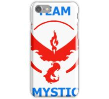 Team Mystic...What?EnColour iPhone Case/Skin