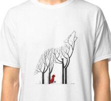 Red Riding Hood Classic T-Shirt