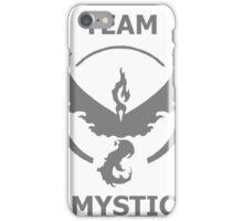 Team Mystic...What? iPhone Case/Skin