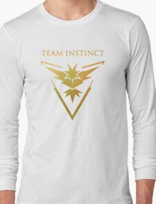 Pokemon Instinct Team Long Sleeve T-Shirt