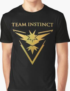 Pokemon Instinct Team Graphic T-Shirt