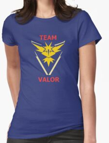 Team Valor...What?EnColour Womens Fitted T-Shirt