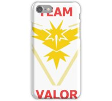 Team Valor...What?EnColour iPhone Case/Skin