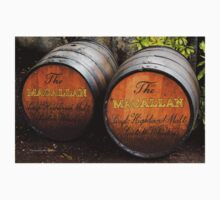 MacAllan Casks - Scotland Kids Tee