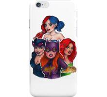 DC Ladies iPhone Case/Skin