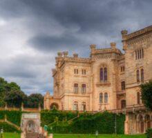 Castle of Miramare Sticker