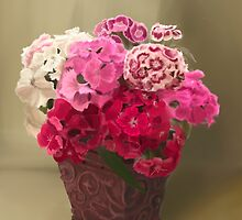 A Mothers Day Bouquet  by John Pifer