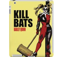 Kill Bats iPad Case/Skin