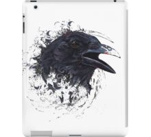 Crow Art iPad Case/Skin