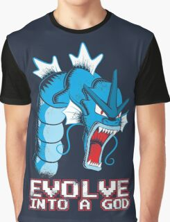 Evolve into a GOD Graphic T-Shirt