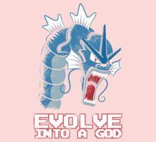Evolve into a GOD Baby Tee