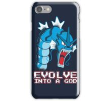 Evolve into a GOD iPhone Case/Skin