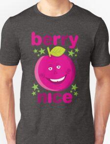 Berry Nice in dark pink Unisex T-Shirt