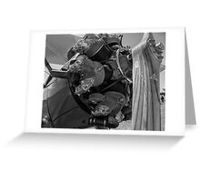 US Army Air Force Trainer Greeting Card
