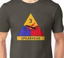 3rd Armored Division (United States) Unisex T-Shirt