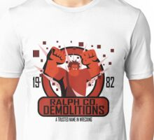 Ralph Co. Demolitions Unisex T-Shirt