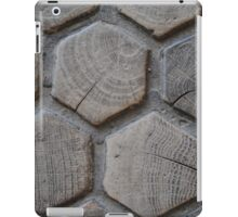 Wood Texture Pattern from Vienna, Austria iPad Case/Skin