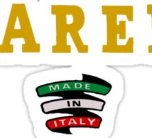Pinarello Vintage Racing Bicycles Italy Sticker