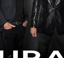 Duran Duran Paper Gods Sticker