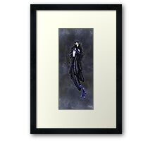 Shadow's Laughter Framed Print