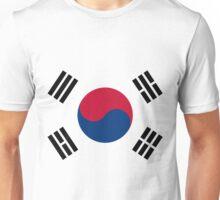 Living Korea Flag Unisex T-Shirt