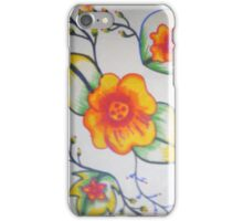 Flower of every month  iPhone Case/Skin