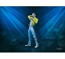 Queen Tribute Photographic Print