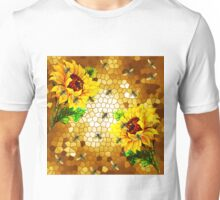 FROM THE FLOWER TO THE HIVE Unisex T-Shirt