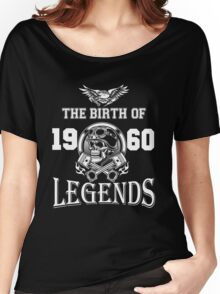 1960-THE BIRTH OF LEGENDS Women's Relaxed Fit T-Shirt