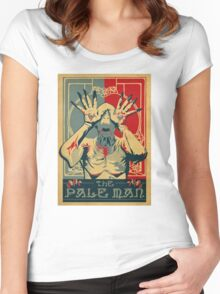 The Pale Man Women's Fitted Scoop T-Shirt