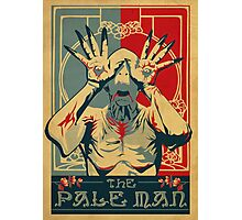 The Pale Man Photographic Print
