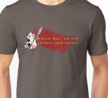 Littlest Cow Level Unisex T-Shirt