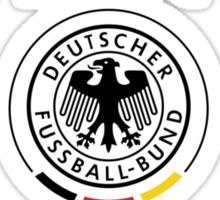 Germany World Cup Winners 2014 Sticker
