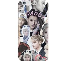 Daddy Tao Collage  iPhone Case/Skin