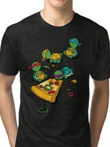Pizza Lover Tri-blend T-Shirt