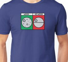 That's No Moon! Unisex T-Shirt