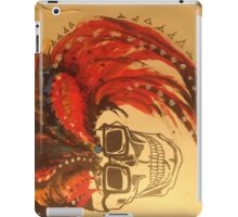 Hipster Day of the Dead iPad Case/Skin