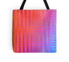 Primary Pattern Tote Bag