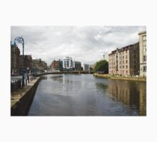 A View of Water of Leith Scotland Baby Tee
