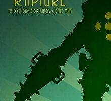 Bioshock Welcome To Rapture by dylanwest2010