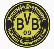 Borussia Dortmund Hellenic Supporters Club Baby Tee