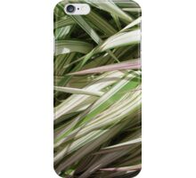 Ribbon Grass iPhone Case/Skin