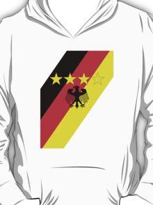 German 4 Stars T-Shirt