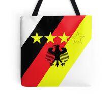 German 4 Stars Tote Bag