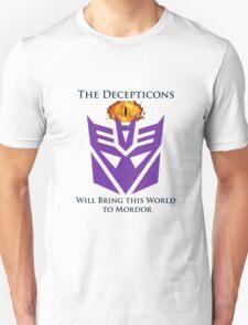 Decipticon eye of Mordor T-Shirt
