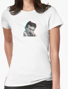 Tesla for the win FTW Womens Fitted T-Shirt